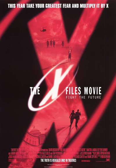 The X-Files Fight the Future (1998) 480p Tamil Dubbed