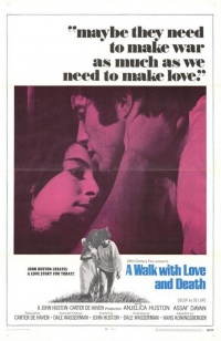 A Walk with Love and Death 1969 movie.jpg